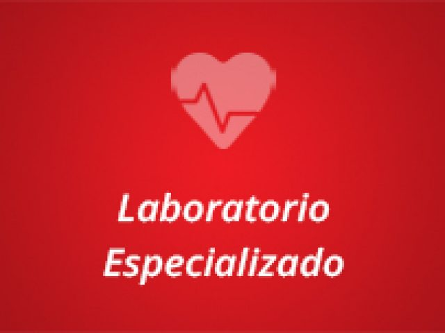Laboratorio Especializado